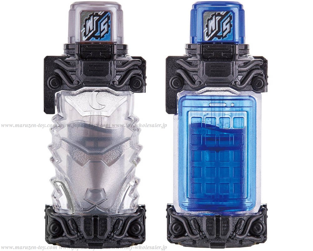 [Bandai] Kamen Rider Build - DX Smahall Full-bottle set