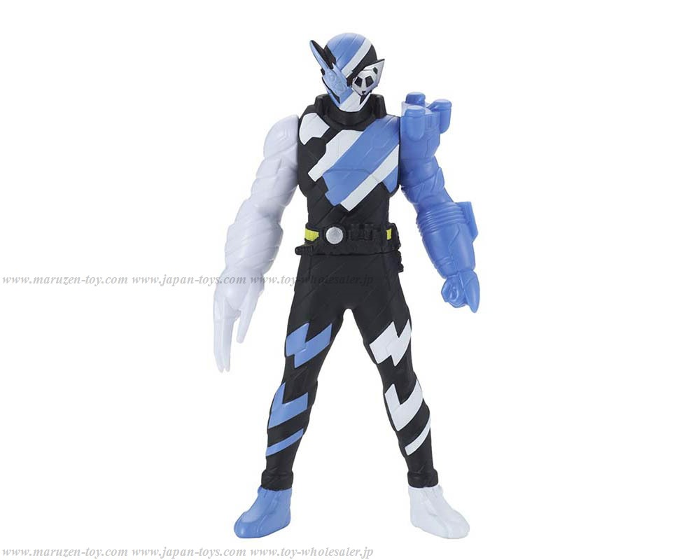 Bandai Kamen Rider Build - Rider Hero Series 07 Kamen Rider Build Rocket Panda Form