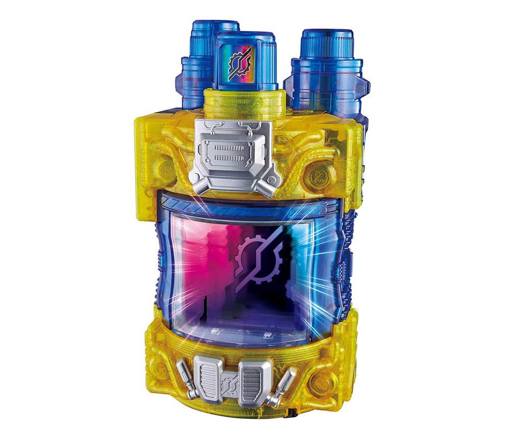 [Bandai] Kamen Rider Build - DX Genius Full Bottle
