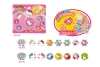 Hello Kitty Changeable Ring Set