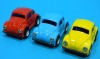 (Sankou-Seisakusyo made in Japan Tin Toys)No.104 3'' Friction Wagen (Assorted 3 Colors)