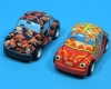 (Sankou-Seisakusyo Made in Japan Tin Toys)No.113 Goldfish Automobile(2 colors assort)