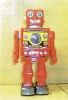(Metal House) Aka-Oni Robot -Made in Japan-(3-5 month to be in stock)