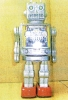 (Metal House) MIdori-Oni Robot -Made in Japan-(3-5 month to be in stock)