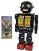 (Metal House) Shooting Star Evil Robot (Blue) -Made in Japan-(3-5 month to be in stock)
