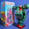 (Metal House) Monster Robot(Green) -Made in Japan- (3-5 month to be in stock)