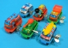 (Sankou-Seisakusyo made in Japan Tin Toys)No.101 Clattering Ride-On Vehicles -Made in Japan-