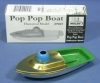 made in Indonesia Pop-Pop Boat Series BP-07 Chimney D (Color Design may Change Without Notice)