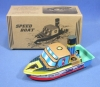 made in Indonesia Pop-Pop Boat Series BP-21 Speed Boat (Color Design may Change Without Notice)
