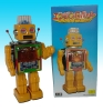 Engine Robot Battery Operated Tin Toy -Made in Japan- (3-5 month to be in stock)
