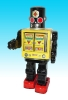 (Metal House) Astro One Robot Battery Operated Tin Toy -Made in Japan- (3-5 month to be in stock)