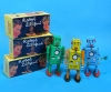 Wind-Up Tin Robot -Made in China-