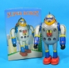 Wind-Up Giant Tin Robot -Made in China-