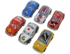 (Sankou-Seisakusyo made in Japan Tin Toys)No.112 VW(5 inches) (6 colorsassorted)