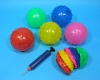Inflatable Rugged Rubber Ball (one pump per 25pcs)