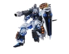 Bandai METAL BUILD Gundam Astray Blue Flame (Full Weapon Equipment)