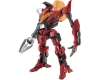 Bandai Robot Spirits -SIDE KMF- Guren Type 2 (Kouichi Model Arm Equipped)