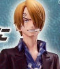 One Piece: Excellent Model Portrait.Of.Pirates Strong Edition Sanji PVC Figure 1/8 Scale