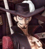 One Piece: Excellent Model Portrait.Of.Pirates NEO Eagle Eye Mihawk (Re-Issue)