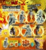 "Dragonball Capsule Neo Figure Collection ""Gather Together"" Legend Super Warrior Ver. [Megahouse]"