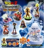 "Dragonball Capsule Neo Figure Collection ""Fierce Battle"" Z Warrior RoundUp ver. [Megahouse]"