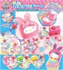 Megahouse Kanaete Onegai (Please! Make it come true) Charm Collection Hello Kitty Colorful Bunny