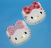 Big Ribbon Hello Kitty Plastic Kids Mask-