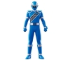 [Bandai] Sentai Hero Series 04 Kiramei Blue