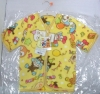 [Bandai] Anpanman Zipper Flannel T-shirt mini Sleeper 2kinds Assorted with Hunger(Big Sale!)