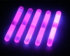 Night Carnival Idea! (LUMICA)Glow Sticks 1.5inch(Pink) 5 PCS