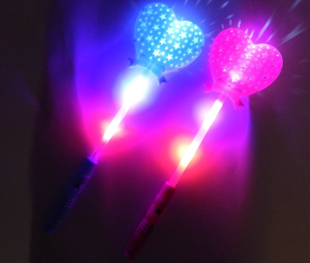 Flash Heart Stick