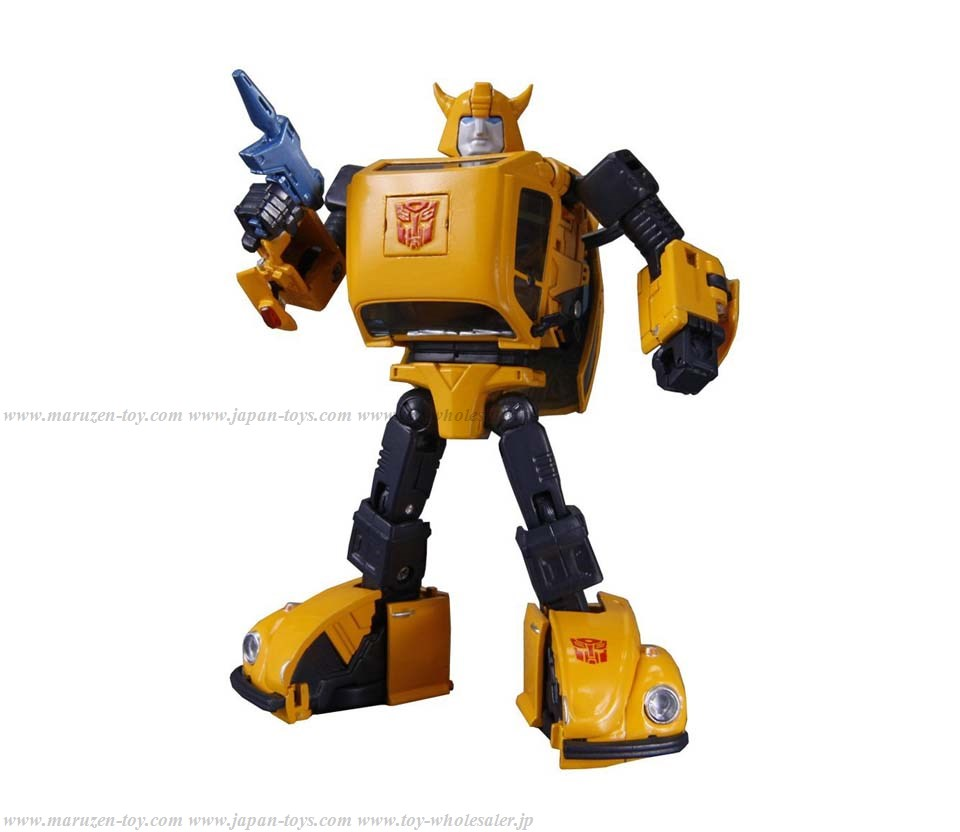 [TakaraTomy] Transformers Masterpiece MP-21 Bumble