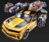 TakaraTomy TRANSFORMERS MOVIE 3: Dark of the Moon Leader DA01 Power Armed Bumblebee