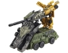 TakaraTomy TRANSFORMERS 3 CV-02 Bumblebee & Mobile Battle Bunker