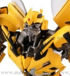 Hobby Special Limited! [TakaraTomy] TRANSFORMERS Movie DUAL MODEL KIT DMK02 Bumble Bee