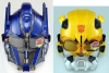 TakaraTomy TRANSFORMERS TF Battle Mask (Assorted 2 Models: Bumblebee and Optimus Prime)