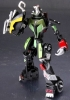 Japan Limited! Metalic Color! TRANSFORMERS ANIMATED 08 Rockdown