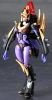 Japan Limited! Metalic Color! TRANSFORMERS ANIMATED 09 Blackarachnia