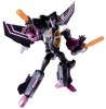 Japan Limited! Metalic Color! TRANSFORMERS ANIMATED 23 Skywarp