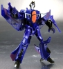 Japan Limited! Metalic Color! TRANSFORMERS ANIMATED 24 Thundercracker