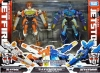 Japan Limited! Metalic Color! TRANSFORMERS ANIMATED Set G - Safeguard