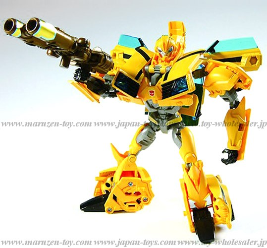 TakaraTomy Transformers Prime Arms Micron Deluxe AM-02 Bumblebee