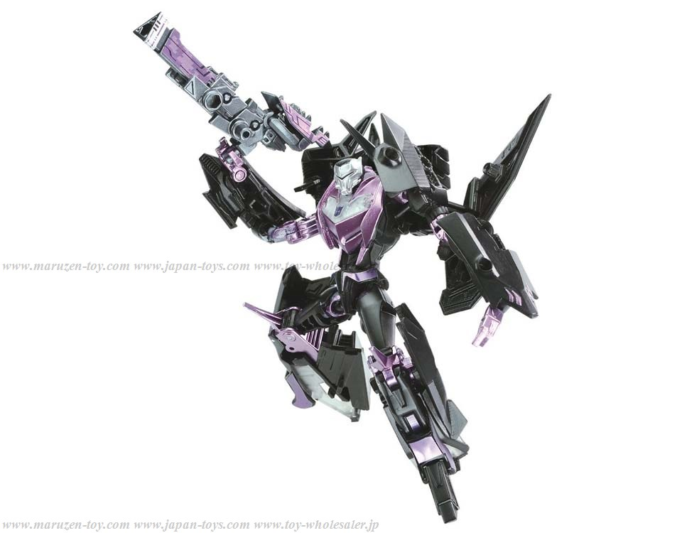 TakaraTomy Transformers Prime Arms Micron Deluxe AM-16 AM-16 Jet Vehicon