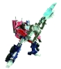 With First Release Bonus: Shinning OP! TakaraTomy Transformers Prime AM-21 Arms Master Optimus Prime