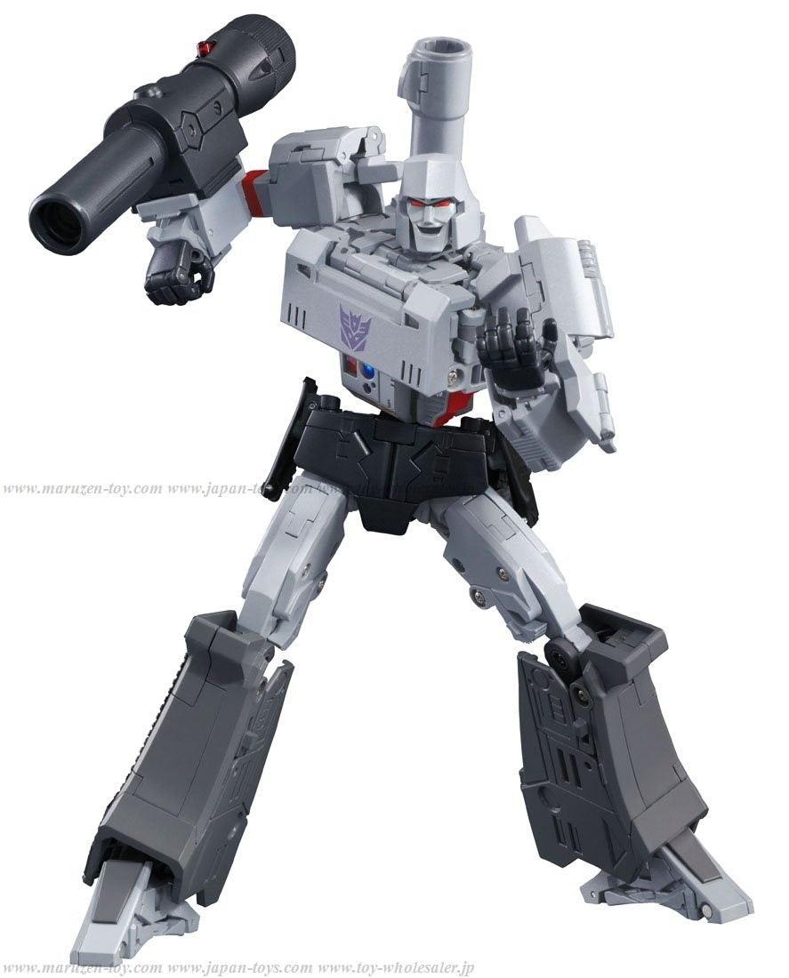 [TakaraTomy] Transformers Masterpiece MP-36 Megatron