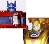 TakaraTomy Transformers Generations TG24 Optimus Prime and Bumblebee