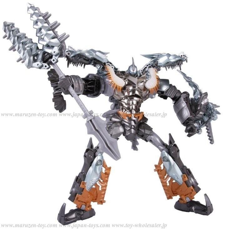 [TakaraTomy] TRANSFORMERS Movie Advanced AD-20 Black Night Grimlock(Japanese Color Edition!)