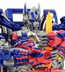 [TakaraTomy] TRANSFORMERS Movie Advanced AD-31 Armor Knight Optimus Prime(Japanese Color Edition!)