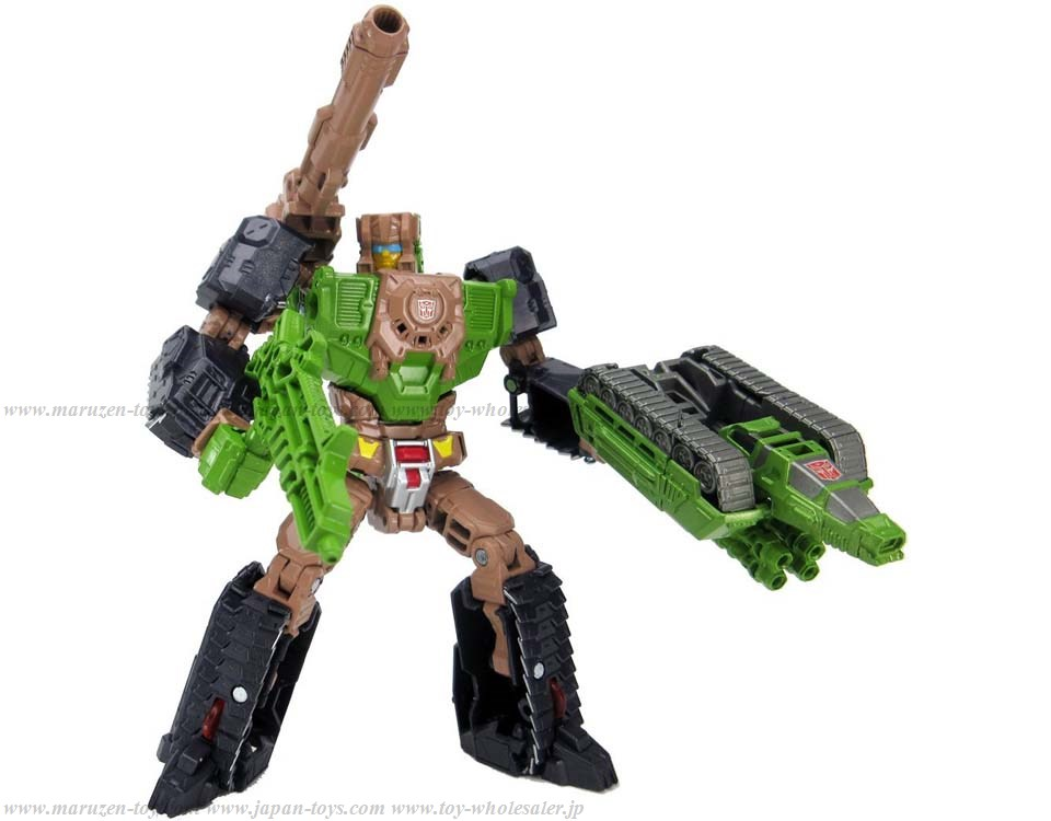 [TakaraTomy] Transformers Legends LG21 Hardhead