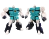 TakaraTomy Transformers Legends LG61 Deception Clones Set